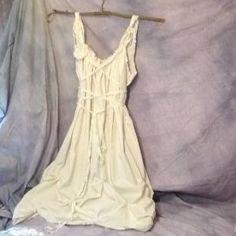 Custom Wedding Dress Beach Corset Cottage Maxi Gown by SavoyFaire