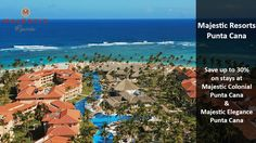Majestic Resorts Punta Cana - https://traveloni.com/vacation-deals/majestic-resorts-punta-cana/ #vacation #puntacana #familyvacation #adultsonly