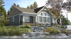 Dorset III Starting at $103,901 Details 3 Beds, 2 bath, 1632 sq ft 30′-0″w x 50′-0″d