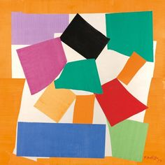 Matisse, The Snail