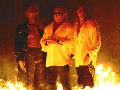 The Brood; Christian, Gangrel & Edge