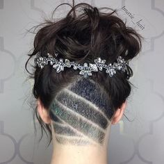 Top 100 hairstyles for girls photos Undercuts