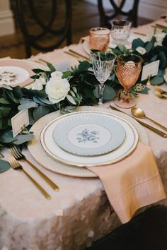 Add a Splash of Color to Your Wedding Tables With These Vintage-Inspired Glasses | Brit + Co