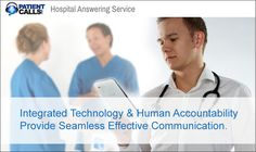 The hospital answering service is so popular nowadays. Today, most doctors are hiring expert hospital answering service companies to deal with patient calls during the day and evening.