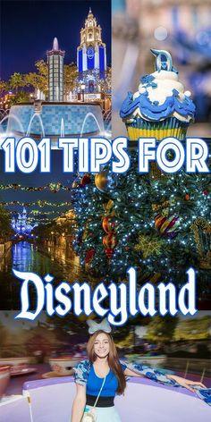 101 Great Disneyland Tips - Disney Tourist Blog #California