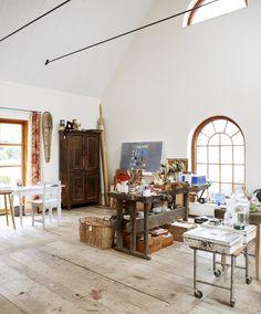 Ljus och rymd hemma hos Madeleine Pyk - Sköna hem