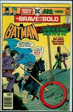 Dc #comics the brave and the bold #129