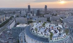 The 3 best rooftops bars to party hype in Warsaw #warsaw #partytime #warszawa #varsovie #spotini