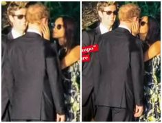 Harry and Meghan at the Jamaican resort on March 4, 2017. The couple attended Tom 'Skippy' Inskip and Lara Hughes-Young's wedding on the third. Skippy and Harry are close friends.