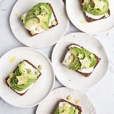 Tuesday Toast Goals. We'll have one of each please.  PC: @dagmarskitchen #tuesdaytoast #realfood #nourish #wholefood #organic #wellness #lifestyle