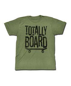 'Totally Board' Tee - Boys