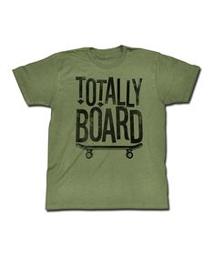 'Totally Board' Tee - Boys