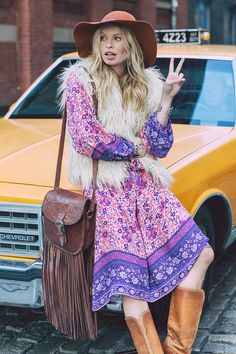 Spell & The Gypsy Collective - Folk Town Boho Maxi