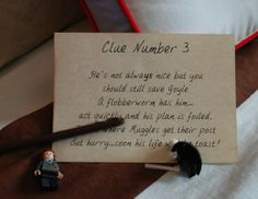 Hogwarts School Of Witchcraft and Wizardry | Clue3