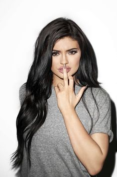 Kylie Jenner hush photoshoot #Kylie #Jenner #Middle #Finger #Photoshoot #Lips #CelebSaurus http://www.positivethesaurus.com/2014/10/synonyms-for-beautiful-words-to-describe-beauty.html