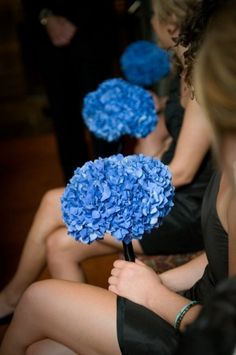 Best inspirations for Blue hydrangea bridesmaid bouquet, posted on April 2014 in Wedding Bouquets Wedding Pics, Chic Wedding, Wedding Bells, Our Wedding, Dream Wedding, Fantasy Wedding, Wedding Things, Perfect Wedding, Wedding Decor