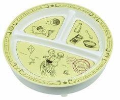 Amazon.com: Sugarbooger Divided Suction Plate, Les Petits Enfants: Baby