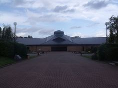 East of the Pennines Assembly hall