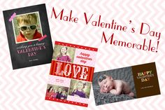 Share the love this Valentine's Day with personalized photo greeting cards and valentines. Happy Love Day, Love Days, Order Photos, Share The Love, Online Gifts, Happy Valentines Day, Photo Greeting Cards, Photo Gifts, How To Memorize Things