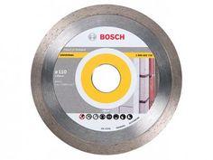 Disco de Corte Diamantado Up Contínuo 110 x 20mm - Bosch com as melhores condições você encontra no Magazine 233435antonio. Confira!
