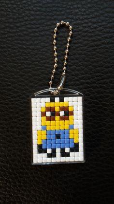 Pixelhobby Medaillon - Minion