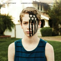 Fall Out Boy's new album American Beauty/American Psycho 1. Irresistible 2. American Beauty/American Psycho 3. Centuries 4. The Kids Aren't Alright 5. Uma Thurman 6. Jet Pack Blues 7. Novocaine 8. Fourth of July 9. Favorite Record 10. Immortals 11. Twin Skeleton's (Hotel in NYC)