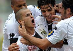 Momenti del Parma Calcio in campo