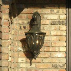 Melissa Tuscany 3 Light Outdoor Wall Lantern Finish: White