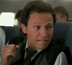 Check out all the awesome billy crystal gifs on WiffleGif. Including all the when harry met sally gifs, movie gifs, and mike wazowski gifs. White Boys, White Man, Billy Crystal, Best Movie Quotes, When Harry Met Sally, Cool Captions, Single Men, Good Movies, Comedians