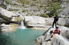 Gorges de la Meouge in de Hautes Alpes - 3-sterren camping