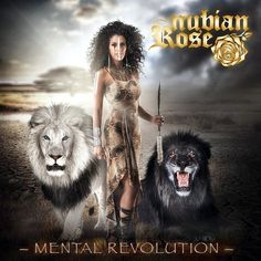 Nubian Rose - Mental Revolution (Sweden 2014)