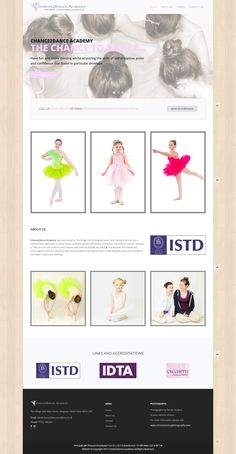 Coming to us from a recommendation by another of our clients, this website design for Academy has some subtle hints of dance floors and ballet. Cumbria, Carlisle, Dance Floors, Website, Light Bulb, Web Design, Ballet, Design Web, Light Globes
