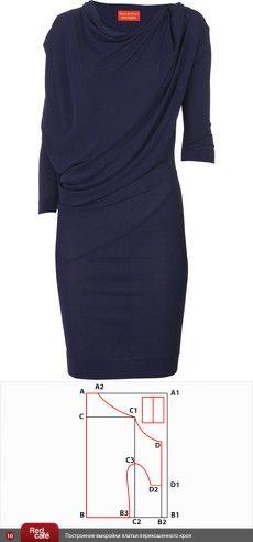Мастер-класс: платье от Westwood / Простые выкройки / ВТОРАЯ УЛИЦА