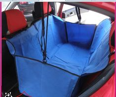 """57""""x57"""" Waterproof Hammock Pet Dog Cat Car Seat Cover 4 side folded 4colors-in Dog Carriers from Home & Garden on Aliexpress.com 