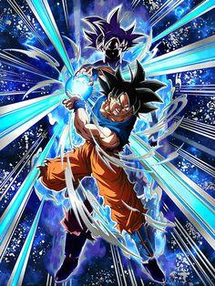 Ultra instinct Goku!♡>//w//<