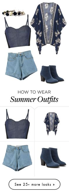 """""""Summer outfit"""" by skylerduns on Polyvore featuring Aquatalia by Marvin K. and Rebecca Minkoff"""
