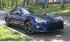 The Scion FR-S: A Scion body with the heart of a Subaru.