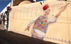 Djerbahood: le plus grand musée de street art à ciel ouvert image 37