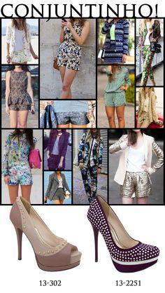 Conjuntinho! #viamarte #shortsuits #tendência