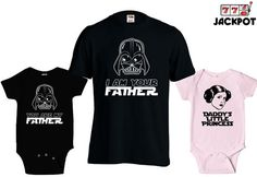 Matching Father Son Shirts I Am Your Father Shirt Daughter Son Baby Bodysuit Matching Family Shirts First Fathers Day Mens Todder Tee MD428B