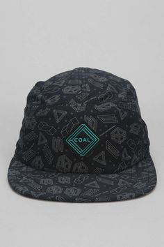 Coal Impossible 5-Panel Hat
