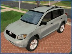Fresh-Prince Creations - Sims 2 - 2008 Toyota RAV4
