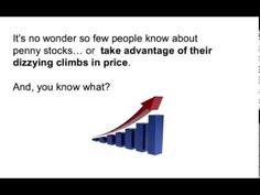 Gravity penny stock trading system