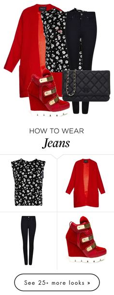 """""""356"""" by anna-aleks on Polyvore featuring Derek Lam, Dolce&Gabbana, Giorgio Armani and Chanel"""