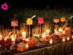Consejos para la mesa de dulces para boda