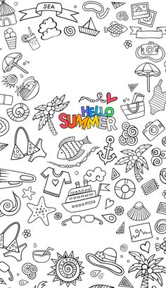 Free Coloring Pages and eBooks