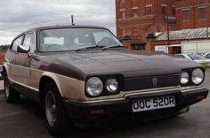 John Pye Auctions | Sold: RELIANT SCIMITAR GTE – £620 #cars #onlineauction #reliant #sold