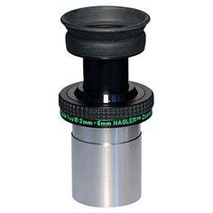 "Tele Vue 3-6mm Nagler Zoom 1.25"" Eyepiece. | eBay"