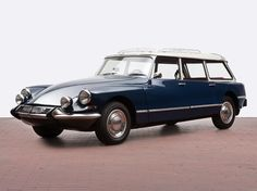"""The Citroën ID 21 F """"Familiale"""" from www. - Citroen ID DS - Car Alfa Romeo Gtv6, Citroen Ds, 308 Gti, Peugeot 504, Space Car, Automobile, Manx, Best Muscle Cars, Top Cars"""