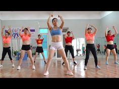 HOT - Μείωση του λίπους της κοιλιάς γρήγορα | Προπόνηση αερόβιου χορού 27 λεπτών | Zumba Class - YouTube At Home Workout Plan, At Home Workouts, Zumba, Belly Fat Burner, Youtube, Fett, Excercise, Just Do It, Gymnastics